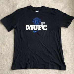 Manchester United Soccer T-Shirt - Nike